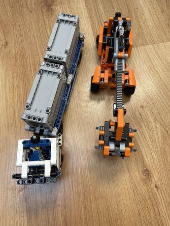 Lego Technic 42062 plac przeładunkowy