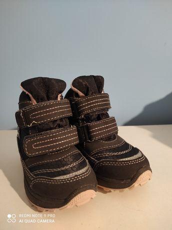 Buciki buty zimowe 21