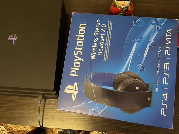 Wireless Stereo Headset 2.0 Playstation