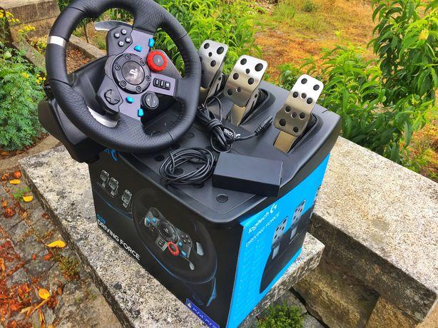 Driving Force G29 PS4/PS3 (c/garantia)