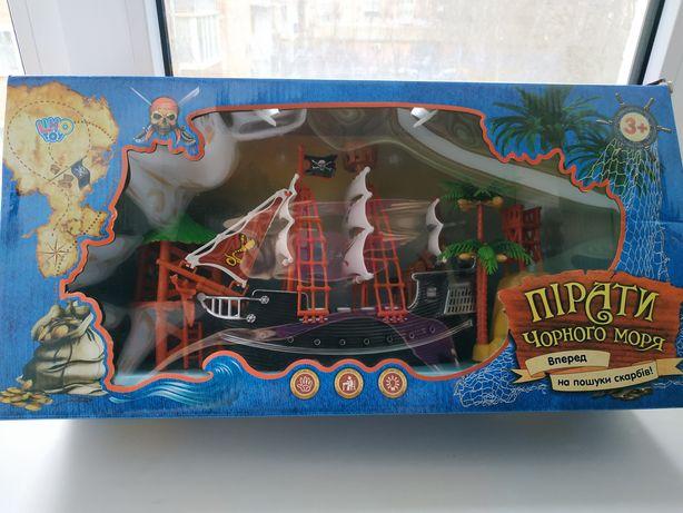 """Игровой набор """"Пираты Черного моря"""""""