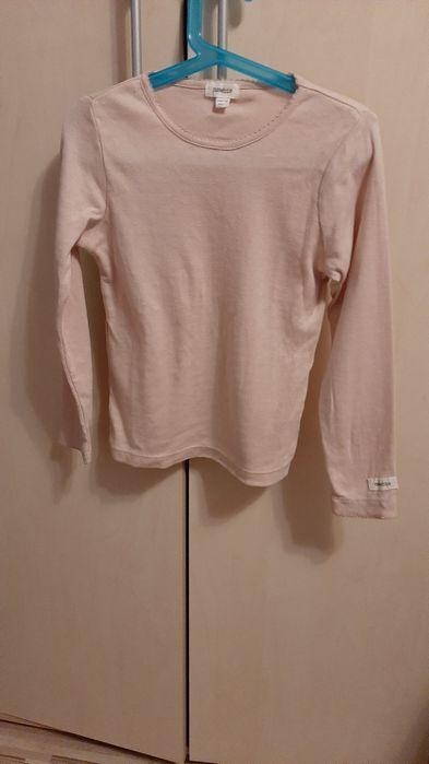 Top tshirt newbie 110/116 bluzka bluzeczka ażurowa Kraków - image 1