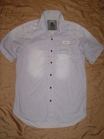 Брендовая летняя рубашка шведка PME Bare Metal