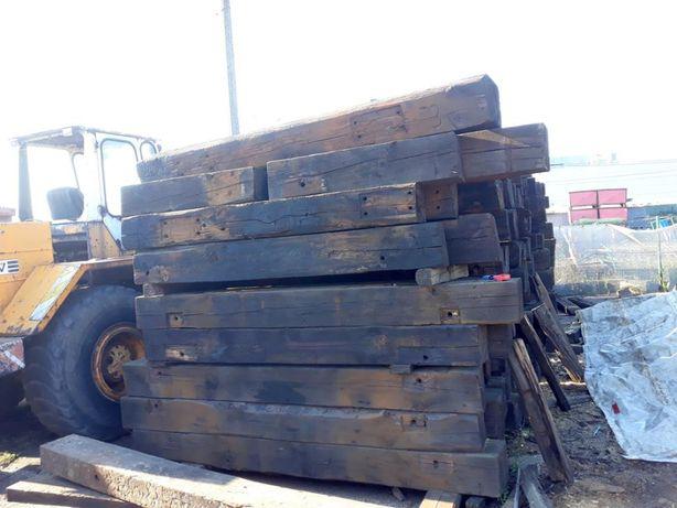 Podkłady kolejowe Mostownice