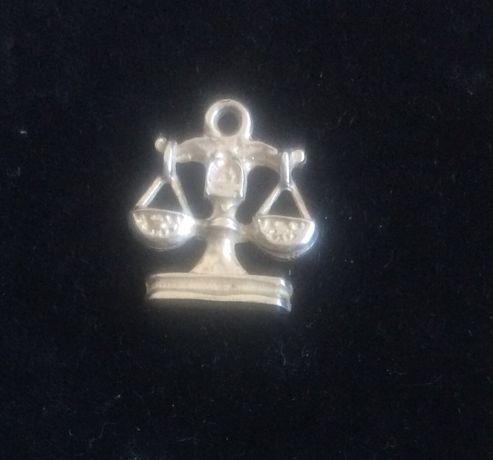 Zawieszka srebrna