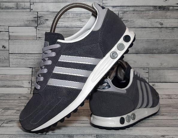 38р. Кожаные кроссовки Adidas L.A Trainer. Оригинал