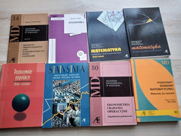 Książki Matematyka Statystyka Przepływy Prognozowanie