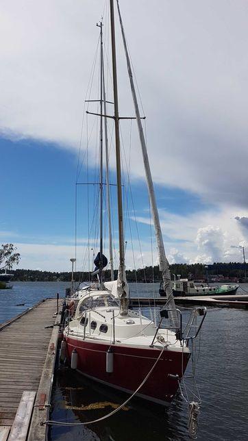 Jacht żaglowy balastowy morski Ohlson Winga 29 diesel