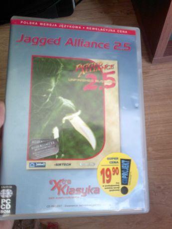 Jagged Alliance 2.5 Unfinished Business PL Extra Klasyka 2CD