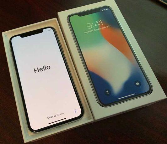 iPhone X 64GB Silver Desbloqueado Como NOVO