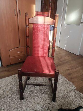Krzesła czerwone stan db