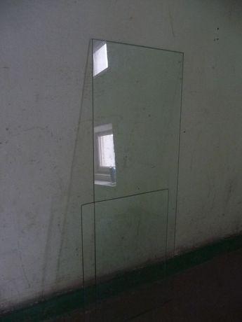 Стекла витринные, полка стеклянная 5мм толщина. 420х298; 840х300