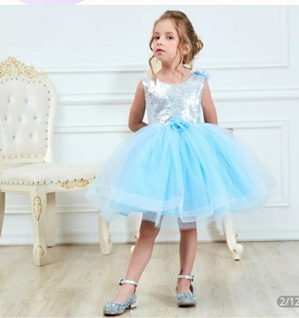 Прокат детских нарядных и праздничных платьев
