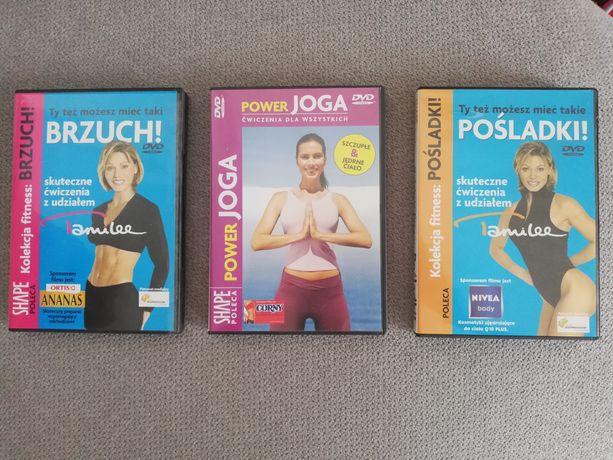 Gimnastyka ćwiczenia DVD