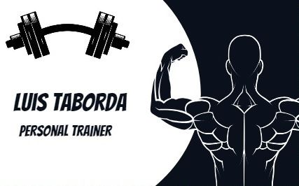 Personal trainer - Luis Taborda