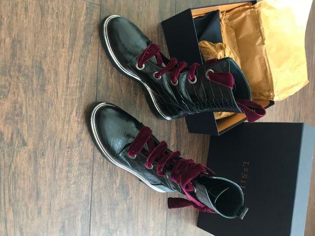 Le Silla ботинки