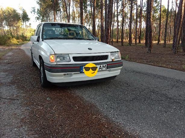 Opel corsa A Van. 1.5D Isuzo