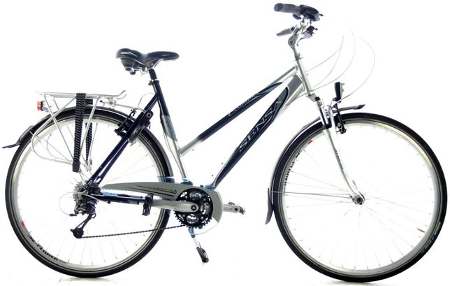 Rower Trekkingowy Damski Sensa Campagna 54 cm