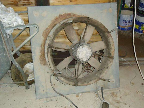 motor ventilador extractor fumos