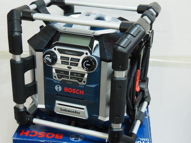 BOSCH GML 50 radio budowlane z pilotem odbiornik wurth