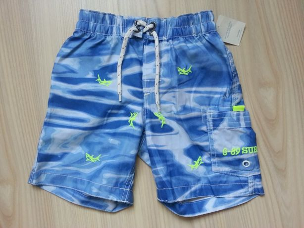 Фирменные пляжные шорты GAP (США) для мальчика 2-3 лет