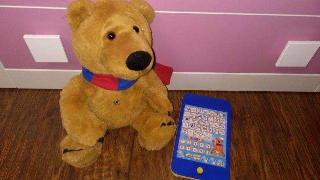 madej miś horacy interaktywny tablet