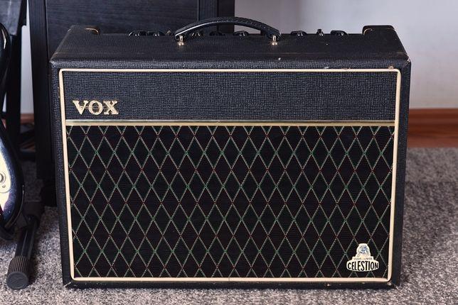 Combo lampowe Vox Cambridge Reverb Twin, Lata 90-te, Tremolo