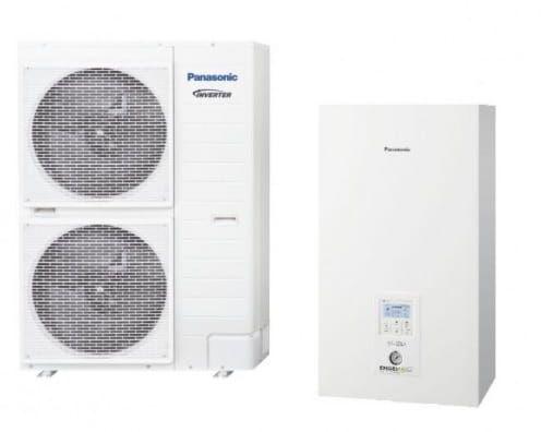 Pompa ciepła Panasonic T-Cap WXC09H3E5 9kw 1x230V z montażem Kłodzko - image 1