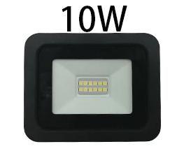 Foco de luz led 220vac 10W (2x)