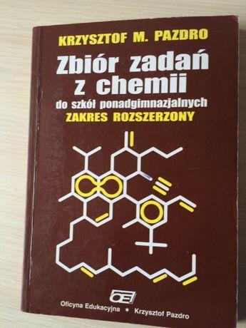 Pazdro zbiór zadań z chemii 2003r.
