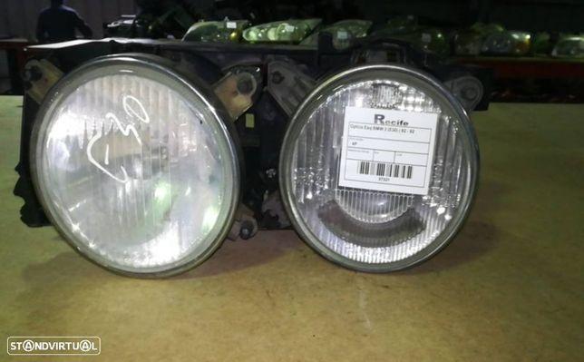 Optica Farol Esquerda Esq Bmw 3 (E30)