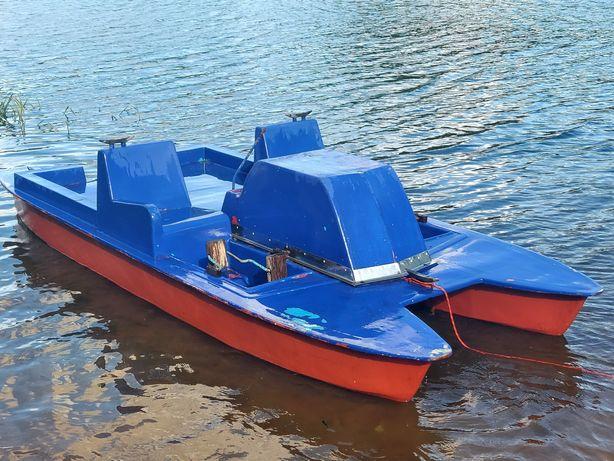 Rowerek wodny niebieski