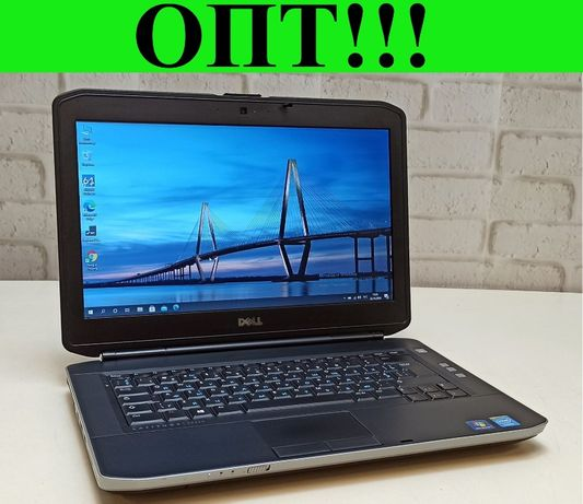 Ноутбук 14,1 Dell E5430/2 ядра/4Gb/320Gb/веб-камера/HDMI/USB 3.0/ОПТ+