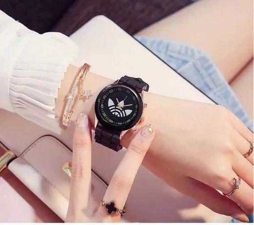 NOWY zegarek sportowy HIT! biały czarny różowy