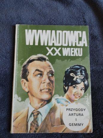 """Komiks """" Wywiadowca XX wieku """""""