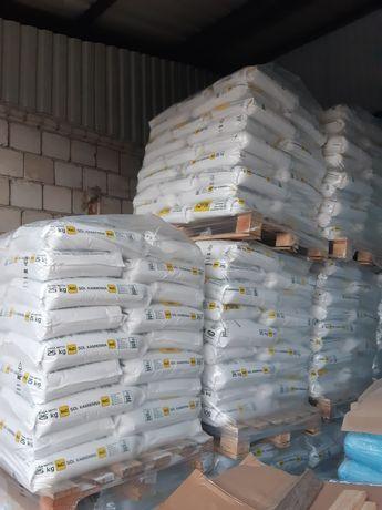 Sól kamienna spożywcza 25 kg