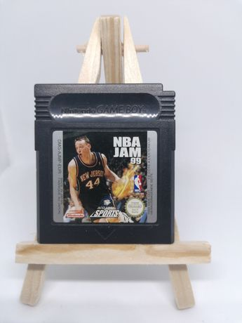 NBA Jam 99 Game Boy Gameboy Classic