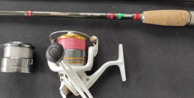 Shimano Stradic 2500 FC ( Japan ) + szpula