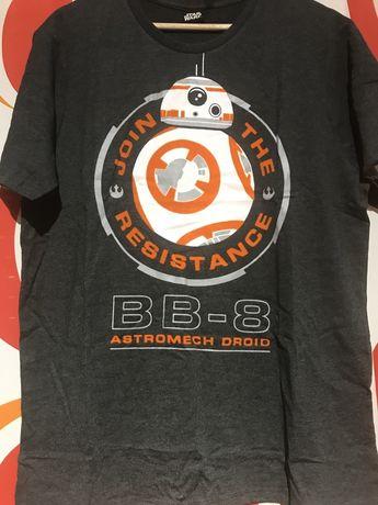 Vários modelos t-shirts Star Wars - BB-8 (Produto novo e embalado)