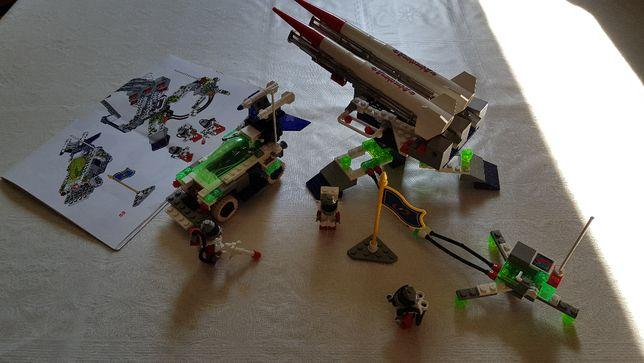 Lego Cobi Star Wars, klocki 1250, wyrzutnia rakiet, kosmos, zabawki