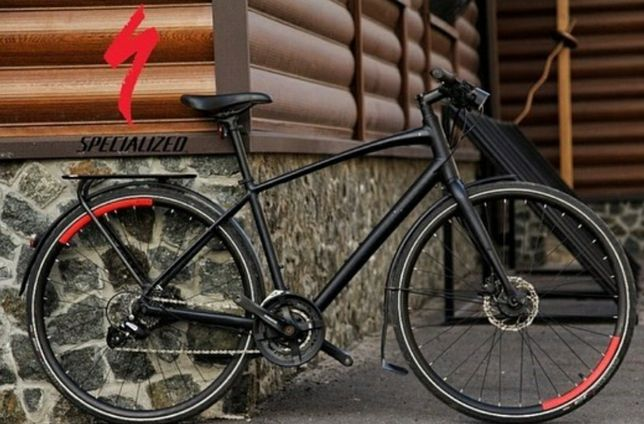 Городской велосипед Specialized Sirrus Sport 2019. Scott Trek Cube GT