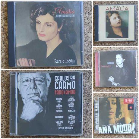 Lote CDs de Fado