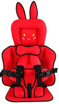 Детское автомобильное кресло с ушками