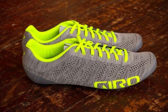 Nowe buty Giro empire vr70 knit rowerowe spd gravel szosowe -50%