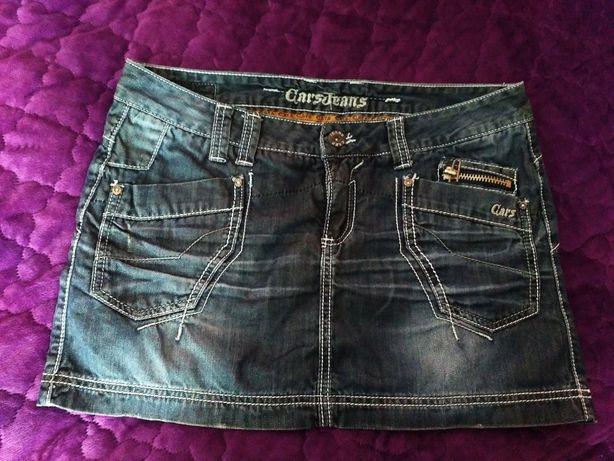 джинсовая новая фирменная юбка из Германии