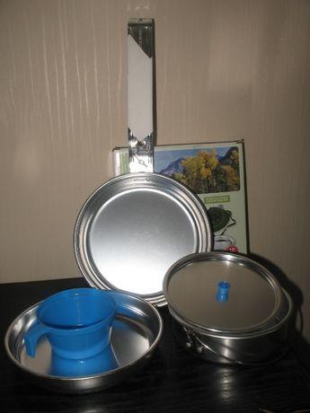 Набор посуды Wenzel, новый. Optimus