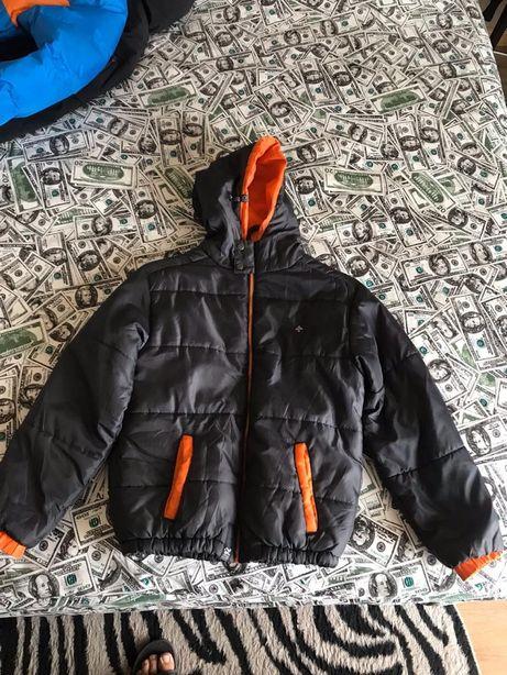 Куртка на синтепоне размер М