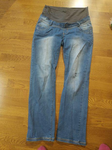 Spodnie ciążowe 42 XL jeansy