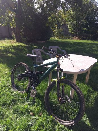 Rower Saracen Full Suspension Dh/Fr/Xc/Mtb
