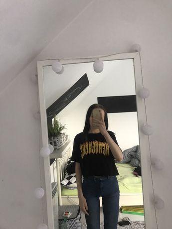 Koszulka t-shirt podkoszulek z hm krotki rekaw